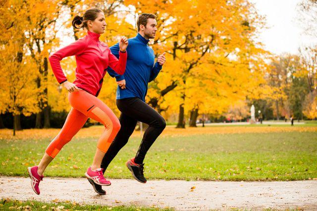 Perdere peso con l'aiuto jogging al mattino