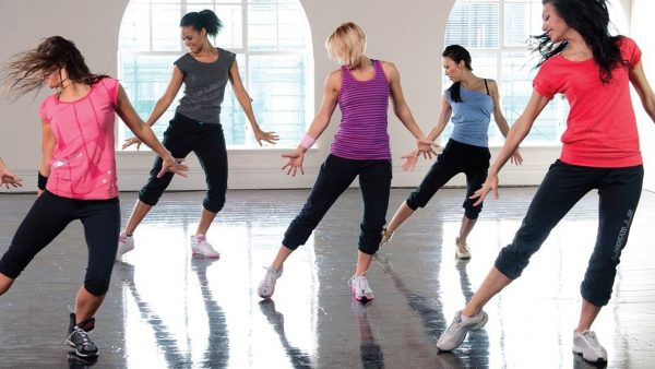 aerobica latina