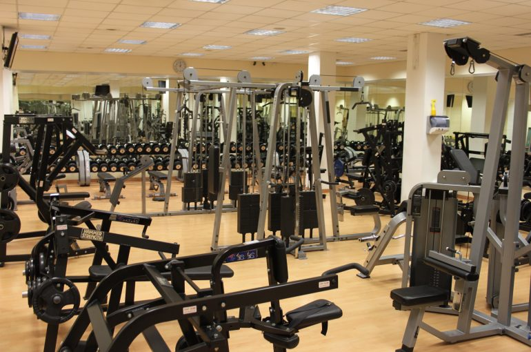 Gold Gym Roma